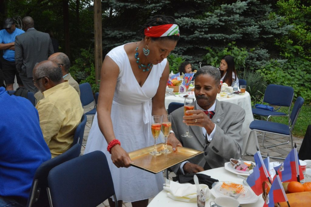 Afternoon Champagne Tea - FIEFFE 4 Haiti Foundation - May 20, 2017 54