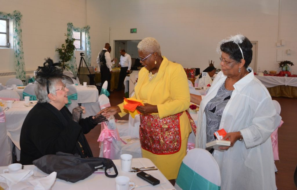 2017 Tea Time with the Oblate Sisters of Providence - Oct 21 10