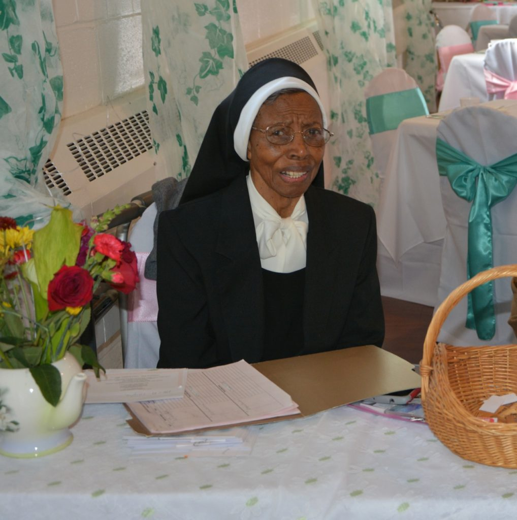 2017 Tea Time with the Oblate Sisters of Providence - Oct 21 17