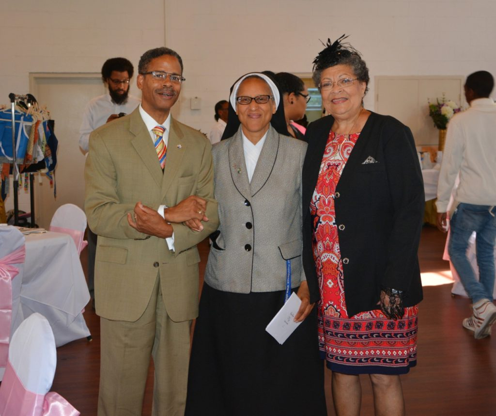 2017 Tea Time with the Oblate Sisters of Providence - Oct 21 22