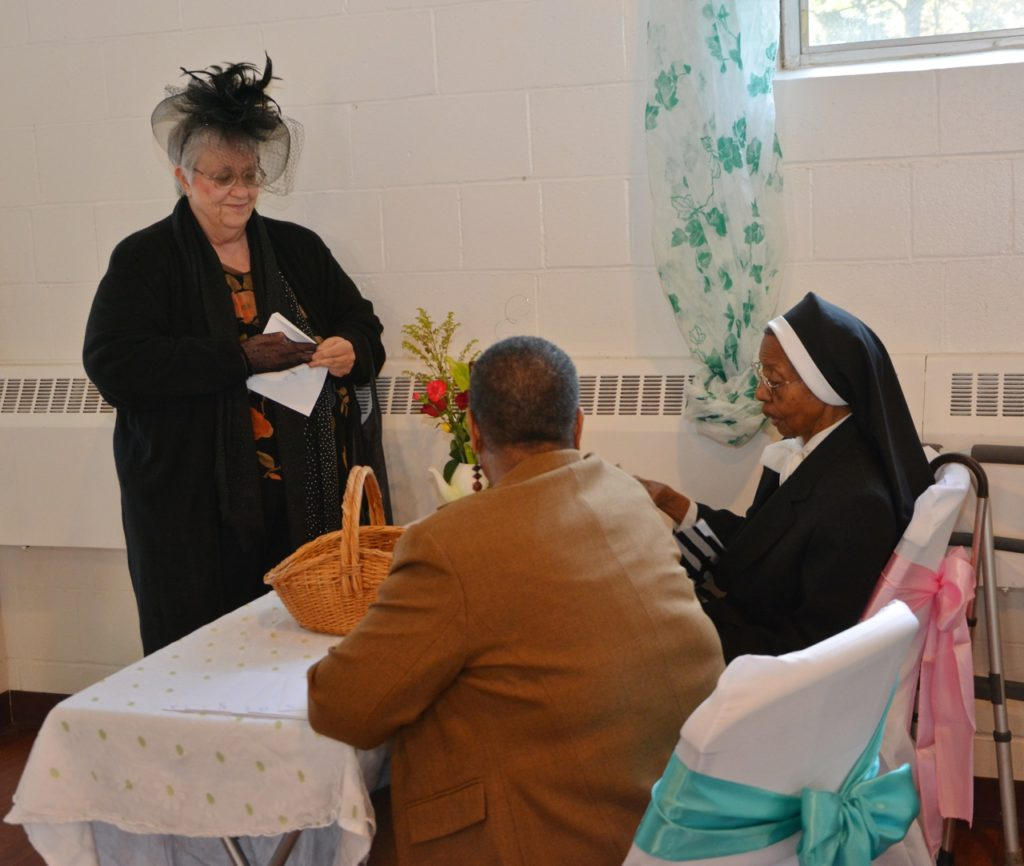 2017 Tea Time with the Oblate Sisters of Providence - Oct 21 6
