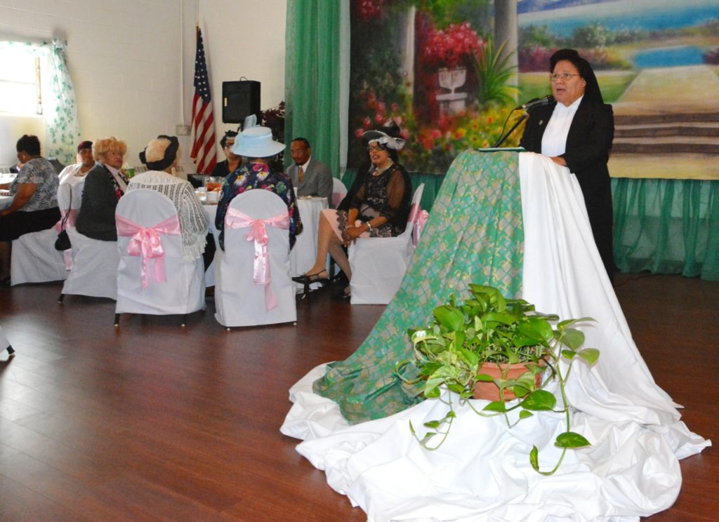 2017 Tea Time with the Oblate Sisters of Providence - Oct 21 71