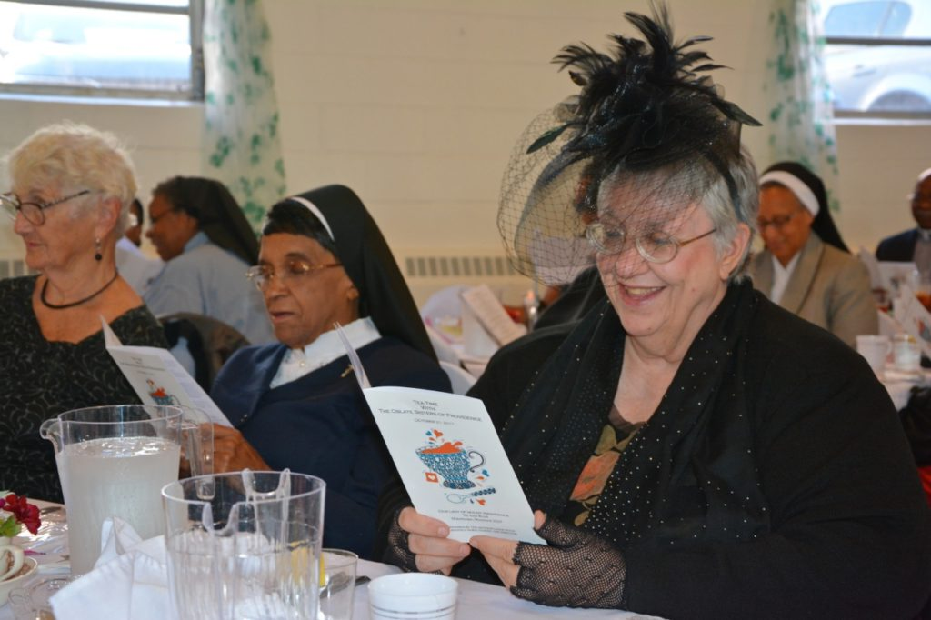 2017 Tea Time with the Oblate Sisters of Providence - Oct 21 91