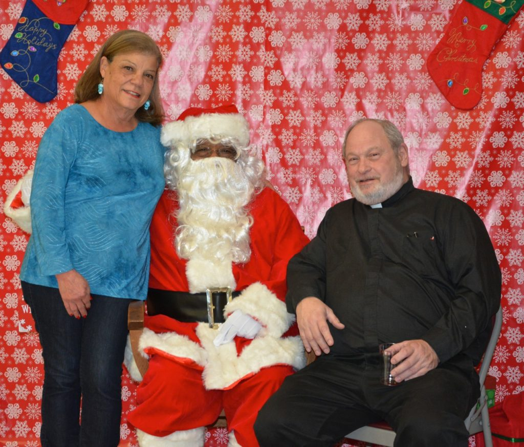 St. Joseph Lunch with Santa - December 09, 2017 42