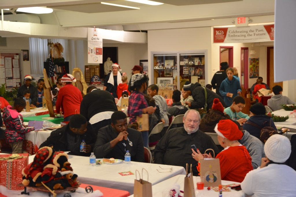 St. Joseph Lunch with Santa - December 09, 2017 76