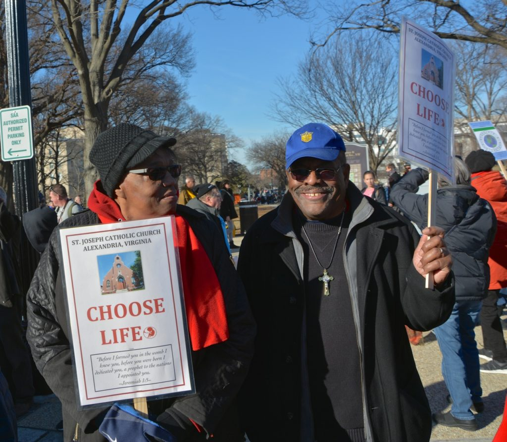 2018 March for Life - Jan 19 29